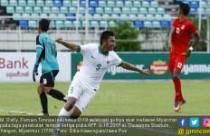 Kalah Besar, Begini Kata Pelatih Myanmar - JPNN.com