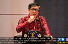 Menkumham: Siti Aisyah Tidak Bebas Murni - JPNN.com