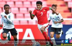 Menang Atas Timor Leste, Indonesia Pimpin Grup G - JPNN.com