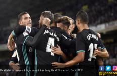 Menang di Markas Sociedad, Real Madrid Samai Rekor Gol Dunia - JPNN.com