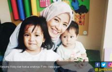 25 Tahun Sudah Dikaruniai 3 Anak, ini Kata Natasha Rizky - JPNN.com