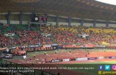 Laga Persija Sepi Penonton, Gede Salahkan PT LIB - JPNN.com