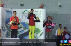 Indonesia Raih Emas di Ajang Asia Continental Championship - JPNN.com