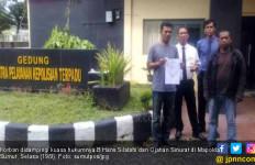 Tiga Pemuda Dianiaya Oknum Polisi, 1 Tewas, 2 Ngadu ke Polda - JPNN.com