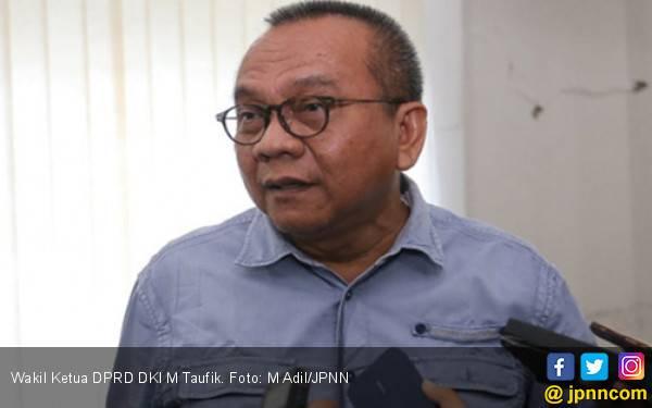 Ngebet Jadi Wagub DKI, Taufik Belum Dapat Restu Prabowo - JPNN.com