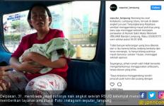 Beginilah Tanggapan RSUDAM Soal Ibu Bawa Jasad Naik Angkot - JPNN.com