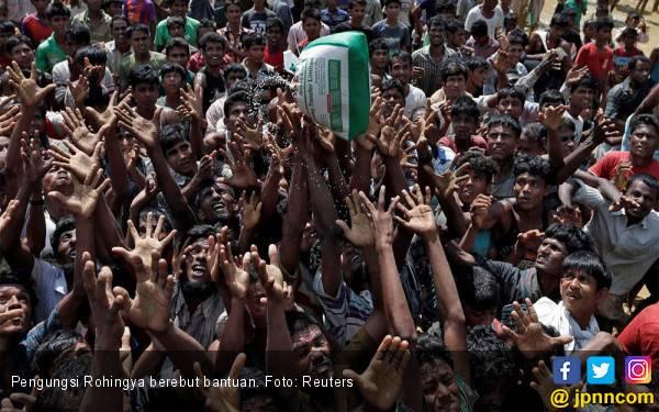 Benih Kebencian kepada Rohingya Mulai Tumbuh di Bangladesh - JPNN.com