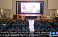 Prajurit Koarmatim Nobar Film G 30 S PKI - JPNN.com