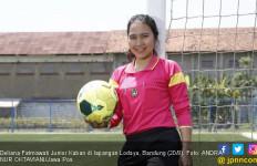 Deliana Fatmawati, Wasit Perempuan Berlisensi FIFA - JPNN.com