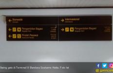 Ada Penumpukan Penumpang di Bandara Soetta, Polisi Langsung Lakukan Ini - JPNN.com