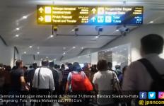 Penumpukan Penumpang Sempat Terjadi di Terminal 3 Soekarno-Hatta - JPNN.com
