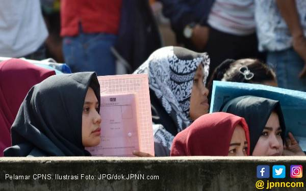 Kapan sih Pendaftaran CPNS 2019 Dibuka? - JPNN.com