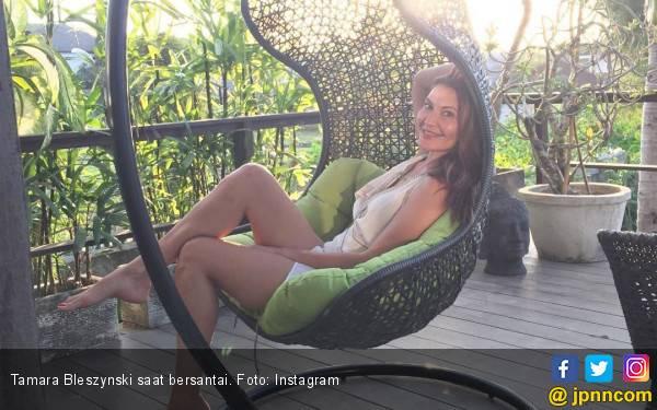 Tamara Bleszynski: tak Perlu Kau Tanya apa Kepercayaanku - JPNN.com