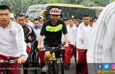 Please, Jangan Kira Pak Jokowi Tak Pernah Masuk Pasar - JPNN.com