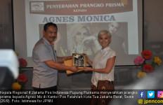 Pos Indonesia Angkat Agnez Mo sebagai Brand Ambassador - JPNN.com