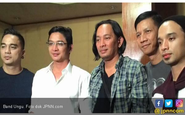 Personel Ungu Tak Henti Doakan Pasha - JPNN.com