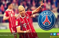 Sindir PSG, Arjen Robben: Uang Tidak Mencetak Gol - JPNN.com