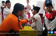 753.498 Anak Wajib Dapat Imunisasi Difteri - JPNN.com