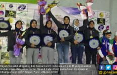 Tim Panjat Tebing Indonesia Berjaya di Iran, UBL Ikut Bangga - JPNN.com