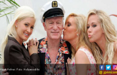 Kekayaan Bos Playboy Merosot Rp 95 Miliar Sebelum Meninggal - JPNN.com