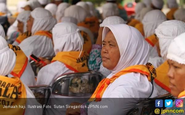 Ternyata, 36 Ribu Jemaah Batal Berangkat ke Tanah Suci - JPNN.com