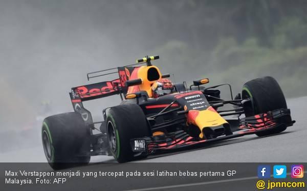 Duo Red Bull Kuasai Latihan Bebas Pertama GP Malaysia - JPNN.com