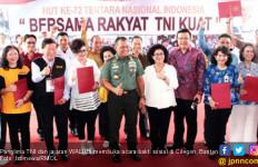 Peringati HUT ke-72, TNI dan WALUBI Gelar Pengobatan Gratis - JPNN.com