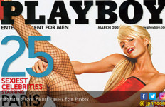 Majalah Playboy Akhirnya Setop Cetak Gara-Gara Corona - JPNN.com