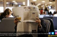 Koran Wall Street Journal Akhiri Edisi Asia dan Eropa - JPNN.com