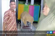 Innalillahi, Mahasiswi Kedokteran Unhas Asal Malaysia Tewas - JPNN.com