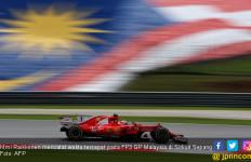 Kimi Raikkonen Tercepat di FP3 GP Malaysia, Vettel Kedua - JPNN.com