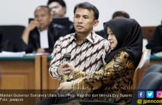 Dapat Remisi, Istri Kedua Gatot Pujo Nugroho Resmi Bebas - JPNN.com