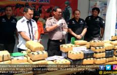Polda Bekuk Pengendali Penyeludupan Ganja di Keranjang Jeruk - JPNN.com