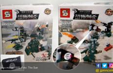 Singapura Larang Penjualan Lego ISIS - JPNN.com