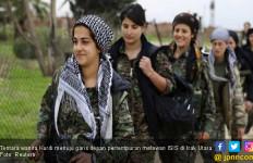 Jasa-Jasa Kurdi yang Dilupakan Washington - JPNN.com