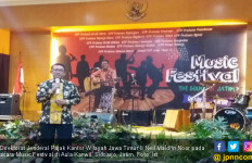 DJP Jatim Gelar Festival Musik Saat Hari Kesaktian Pancasila - JPNN.com
