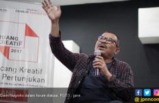 Garin Prihatin Regenerasi di Dunia Seni - JPNN.com