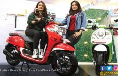 Honda Scoopy Kalahkan Popularitas BeAt - JPNN.com