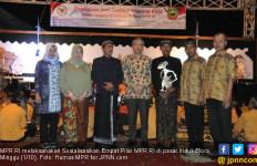 MPR Sosialiasikan Empat Pilar di Pasar Induk Blora - JPNN.com