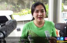 Vicky Shu Ngidam Liburan ke Jepang - JPNN.com