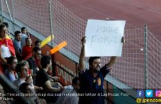 Latihan Timnas Spanyol Panas Gara-Gara Kemerdekaan Catalonia - JPNN.com