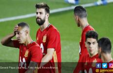 Pemain Timnas Spanyol Bicara soal Krisis Gerard Pique - JPNN.com