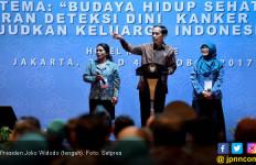 Jokowi: Jangan Bapaknya Manasin, Ibu Ikut Ngomporin - JPNN.com