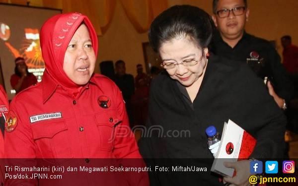 Siapa Kader PDIP Sekuat Tri Rismaharini? - JPNN.com