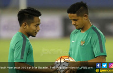 Kualifikasi Piala Dunia 2022 Timnas Indonesia vs Malaysia: Saddil Sepakat dengan Andik - JPNN.com