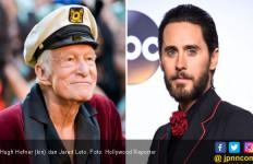 Jared Leto Bakal Perankan Bos Playboy Hugh Hefner - JPNN.com