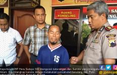 Polisi Awasi Rumah Pria Ngaku Titisan Nabi Adam - JPNN.com