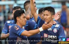 Gethuk jadi Pelatih Kepala Arema FC, Begini Komentar Dendi - JPNN.com