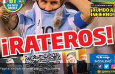 Awas! Konspirasi Loloskan Argentina ke Piala Dunia 2018 - JPNN.com