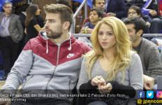 Gerard Pique dan Shakira Pisah Ranjang - JPNN.com